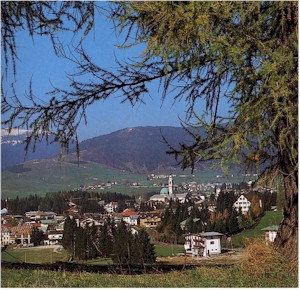 The town of Asiago